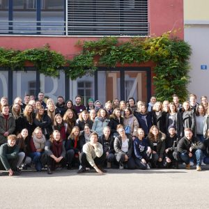 Gruppenbild der MeStuTa WS19/20 in Basel