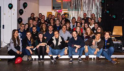 Gruppenbild der MeStuTa WS18/19 in Trier